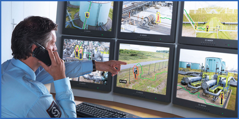 Commercial-Security-system