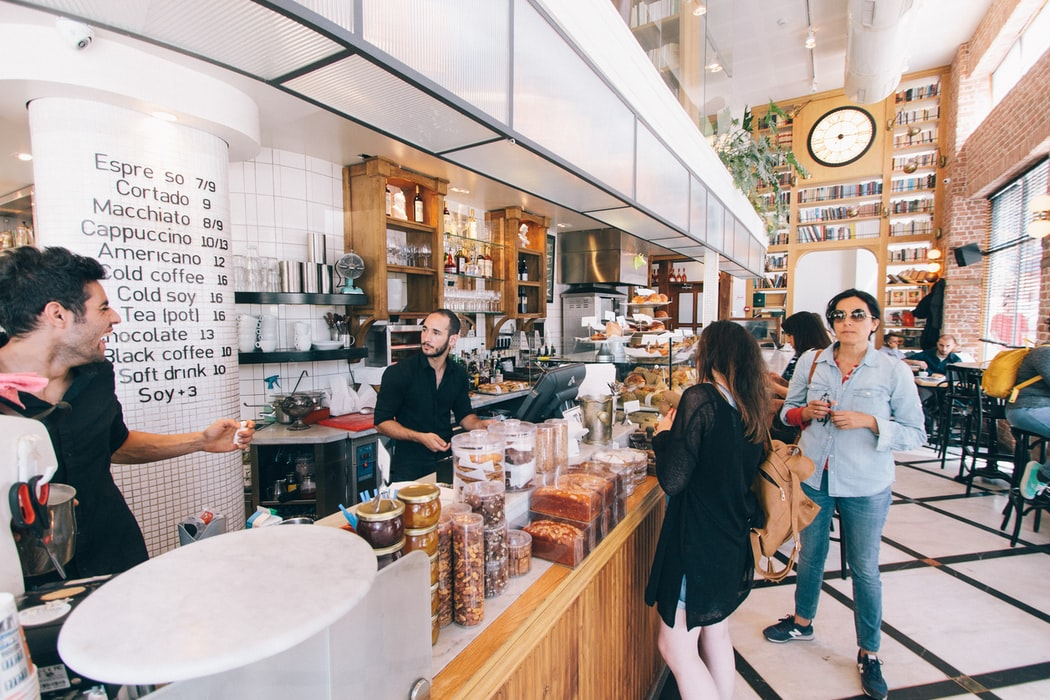 security systems for coffee shops