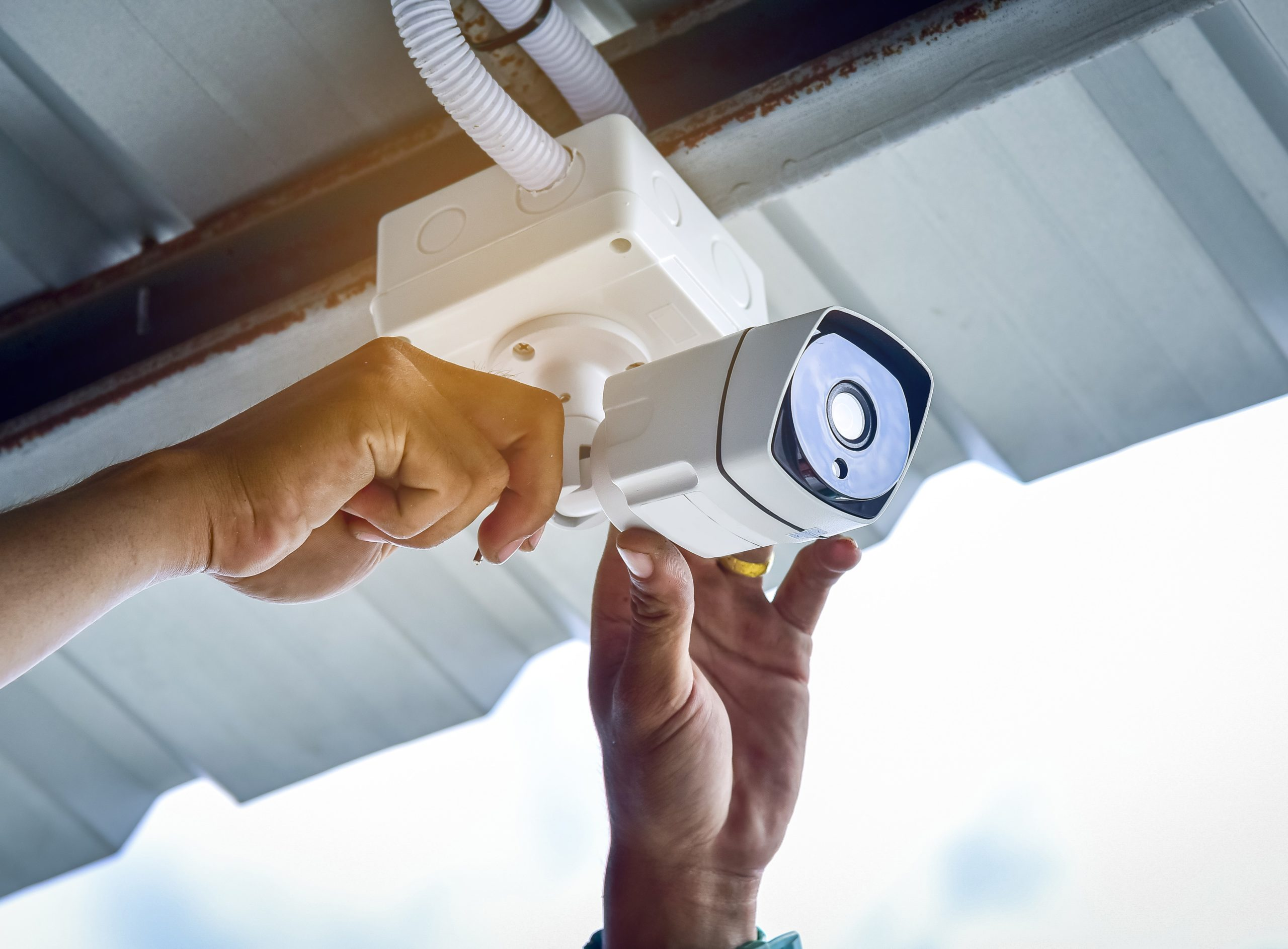 It is important to use up to date security systems