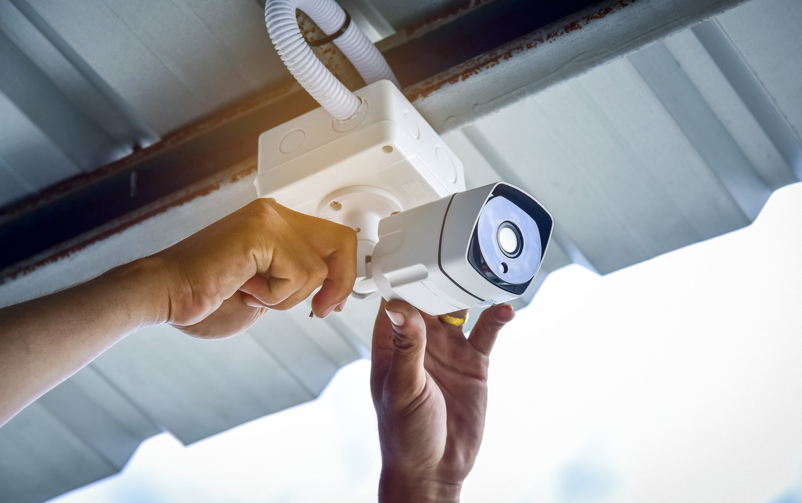 installing a business security system