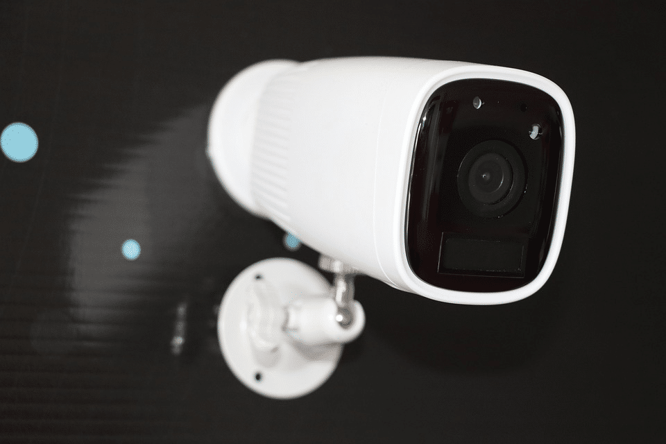 A WiFi security camera
